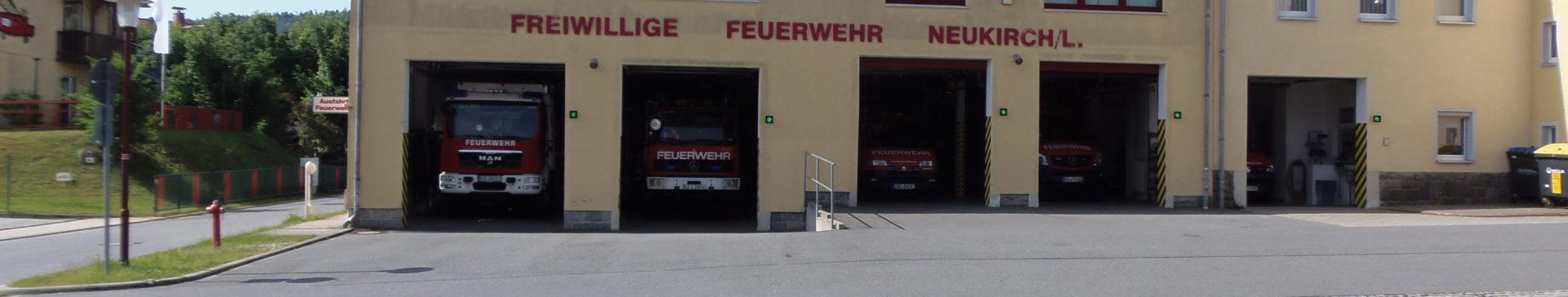 Freiwillige Feuerwehr Neukirch / Lausitz